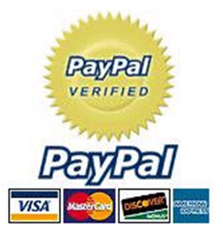 We Accept Payments Through PayPal For Traffic Violation Tickets Representation.